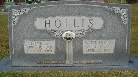 HOLLIS, WADIE - Union County, Louisiana | WADIE HOLLIS - Louisiana Gravestone Photos