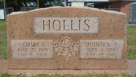 HOLLIS, NORMA S - Union County, Louisiana | NORMA S HOLLIS - Louisiana Gravestone Photos