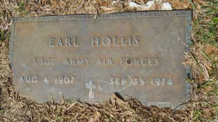 HOLLIS, EARL (VETERAN) - Union County, Louisiana | EARL (VETERAN) HOLLIS - Louisiana Gravestone Photos