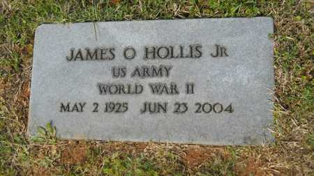 HOLLIS, JAMES O, JR (VETERAN WWII) - Union County, Louisiana | JAMES O, JR (VETERAN WWII) HOLLIS - Louisiana Gravestone Photos