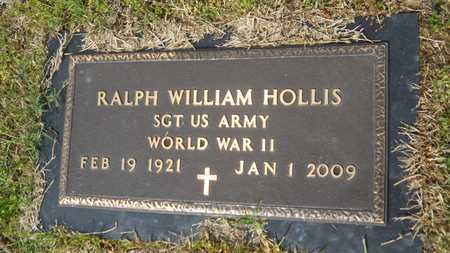 HOLLIS, RALPH WILLIAM (VETERAN WWII) - Union County, Louisiana | RALPH WILLIAM (VETERAN WWII) HOLLIS - Louisiana Gravestone Photos