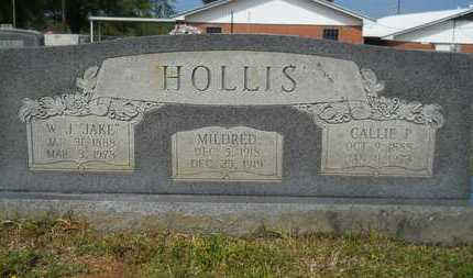 HOLLIS, MILDRED - Union County, Louisiana | MILDRED HOLLIS - Louisiana Gravestone Photos