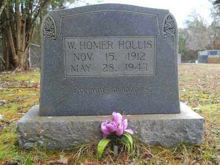 HOLLIS, W HOMER - Union County, Louisiana | W HOMER HOLLIS - Louisiana Gravestone Photos