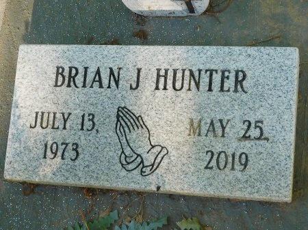 HUNTER, BRIAN J - Union County, Louisiana   BRIAN J HUNTER - Louisiana Gravestone Photos