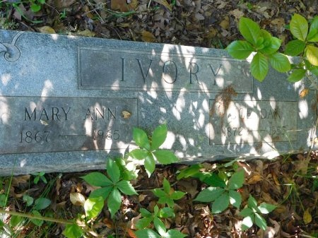 "IVORY, JOSEPH DAN ""JOE"" - Union County, Louisiana | JOSEPH DAN ""JOE"" IVORY - Louisiana Gravestone Photos"