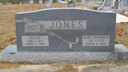 JONES, MARY - Union County, Louisiana | MARY JONES - Louisiana Gravestone Photos