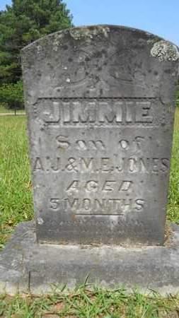 JONES, JIMMIE - Union County, Louisiana | JIMMIE JONES - Louisiana Gravestone Photos