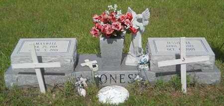 JONES, MAXWELL - Union County, Louisiana | MAXWELL JONES - Louisiana Gravestone Photos