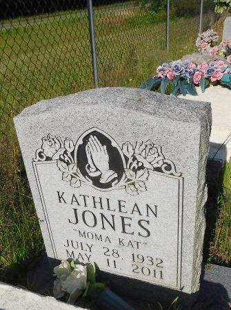 JONES, KATHLEAN - Union County, Louisiana   KATHLEAN JONES - Louisiana Gravestone Photos