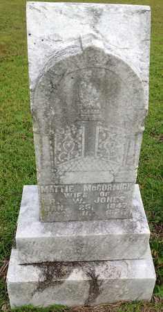 JONES, MATTIE - Union County, Louisiana | MATTIE JONES - Louisiana Gravestone Photos