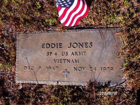 JONES, EDDIE (VETERAN VIET) - Union County, Louisiana   EDDIE (VETERAN VIET) JONES - Louisiana Gravestone Photos