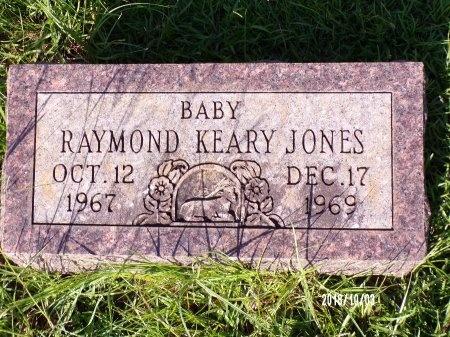 JONES, RAYMOND KEARY - Union County, Louisiana | RAYMOND KEARY JONES - Louisiana Gravestone Photos