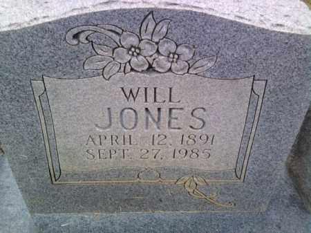 JONES, WILL - Union County, Louisiana | WILL JONES - Louisiana Gravestone Photos
