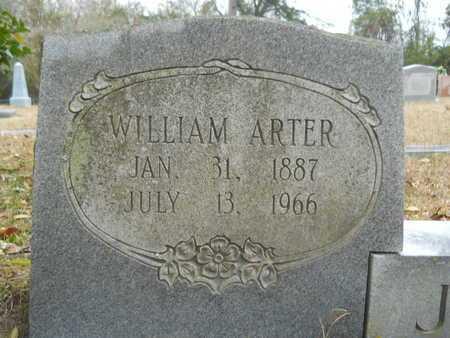 JONES, WILLIAM ARTER (CLOSE UP) - Union County, Louisiana | WILLIAM ARTER (CLOSE UP) JONES - Louisiana Gravestone Photos