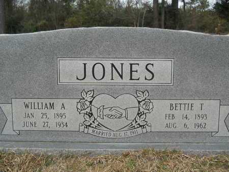 JONES, BETTIE T - Union County, Louisiana | BETTIE T JONES - Louisiana Gravestone Photos