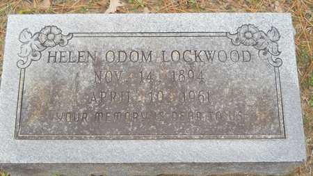 ODOM LOCKWOOD, HELEN - Union County, Louisiana | HELEN ODOM LOCKWOOD - Louisiana Gravestone Photos
