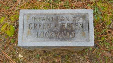 LOCKWOOD, INFANT SON - Union County, Louisiana | INFANT SON LOCKWOOD - Louisiana Gravestone Photos