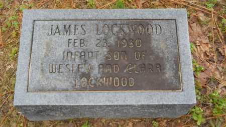LOCKWOOD, JAMES - Union County, Louisiana   JAMES LOCKWOOD - Louisiana Gravestone Photos
