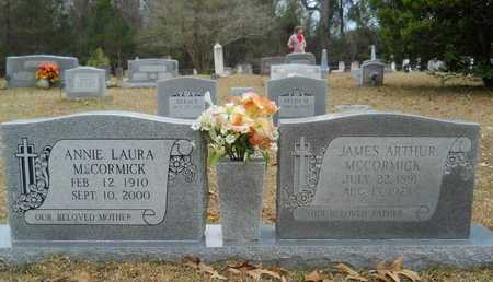 MCCORMICK, JAMES ARTHUR - Union County, Louisiana | JAMES ARTHUR MCCORMICK - Louisiana Gravestone Photos