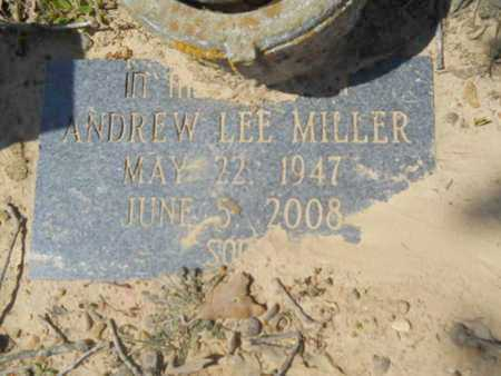 MILLER, ANDREW LEE - Union County, Louisiana | ANDREW LEE MILLER - Louisiana Gravestone Photos