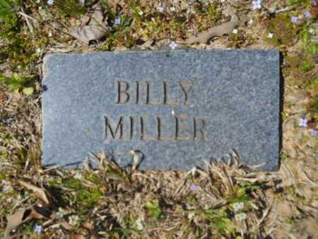 MILLER, BILLY - Union County, Louisiana | BILLY MILLER - Louisiana Gravestone Photos