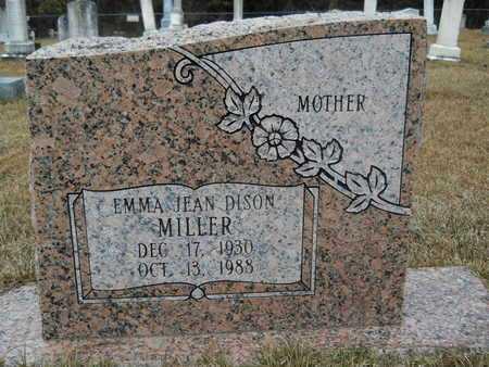MILLER, EMMA JEAN - Union County, Louisiana   EMMA JEAN MILLER - Louisiana Gravestone Photos