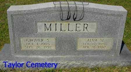 MILLER, ALVA - Union County, Louisiana | ALVA MILLER - Louisiana Gravestone Photos