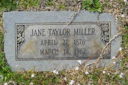 MILLER, JANE - Union County, Louisiana | JANE MILLER - Louisiana Gravestone Photos