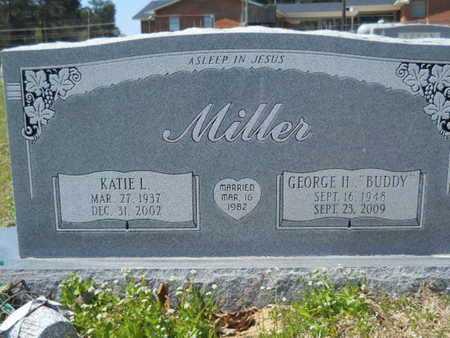 MILLER, KATIE LOU - Union County, Louisiana | KATIE LOU MILLER - Louisiana Gravestone Photos