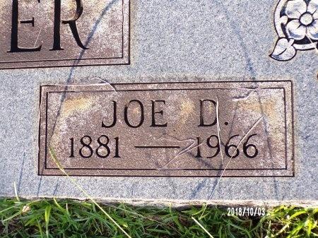 NAPPIER, JOE D - Union County, Louisiana   JOE D NAPPIER - Louisiana Gravestone Photos
