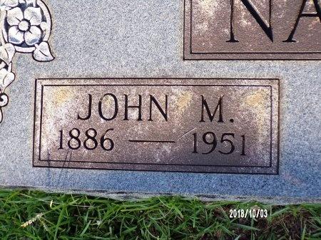NAPPIER, JOHN M - Union County, Louisiana | JOHN M NAPPIER - Louisiana Gravestone Photos