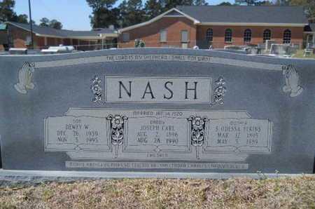 NASH, JOSEPH CARL - Union County, Louisiana   JOSEPH CARL NASH - Louisiana Gravestone Photos
