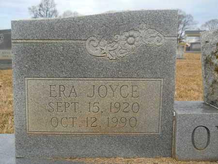 OWENS, ERA JOYCE (CLOSE UP) - Union County, Louisiana | ERA JOYCE (CLOSE UP) OWENS - Louisiana Gravestone Photos