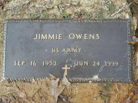 OWENS, JIMMIE (VETERAN) - Union County, Louisiana | JIMMIE (VETERAN) OWENS - Louisiana Gravestone Photos
