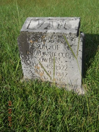 OWENS, VAN - Union County, Louisiana | VAN OWENS - Louisiana Gravestone Photos