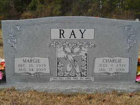 RAY, CHARLIE - Union County, Louisiana | CHARLIE RAY - Louisiana Gravestone Photos