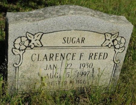 REED, CLARENCE F - Union County, Louisiana | CLARENCE F REED - Louisiana Gravestone Photos