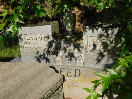 REED, CLEVELAND - Union County, Louisiana   CLEVELAND REED - Louisiana Gravestone Photos