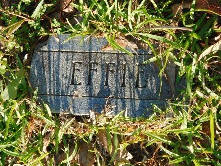 REED, EFFIE - Union County, Louisiana   EFFIE REED - Louisiana Gravestone Photos