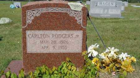RODGERS, CARLTON, JR - Union County, Louisiana | CARLTON, JR RODGERS - Louisiana Gravestone Photos