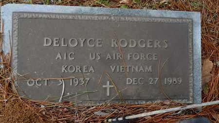 RODGERS, DELOYCE (VETERAN 2 WARS) - Union County, Louisiana   DELOYCE (VETERAN 2 WARS) RODGERS - Louisiana Gravestone Photos