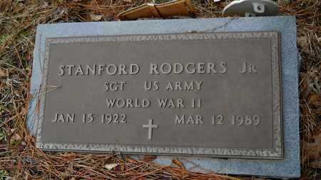 RODGERS, STANFORD, JR (VETERAN WWII) - Union County, Louisiana | STANFORD, JR (VETERAN WWII) RODGERS - Louisiana Gravestone Photos