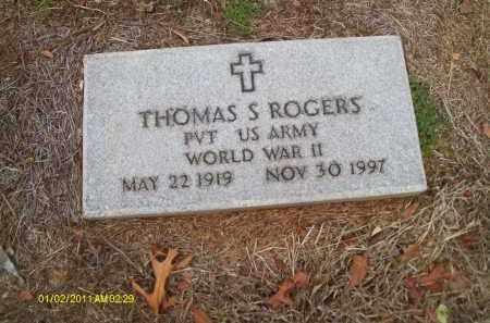 ROGERS, THOMAS (VETERAN WWII) - Union County, Louisiana | THOMAS (VETERAN WWII) ROGERS - Louisiana Gravestone Photos