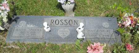 ROSSON, LOUISE - Union County, Louisiana | LOUISE ROSSON - Louisiana Gravestone Photos