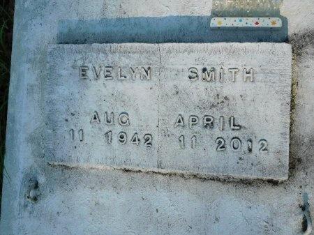 SMITH, EVELYN - Union County, Louisiana   EVELYN SMITH - Louisiana Gravestone Photos
