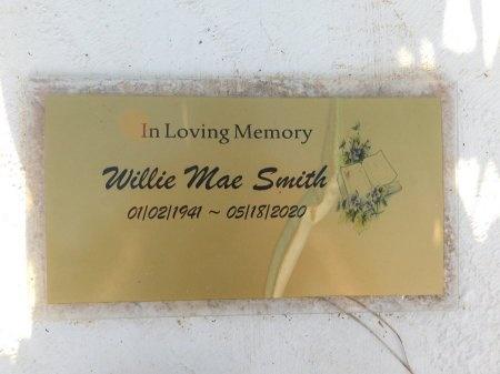 SMITH, WILLIE MAE - Union County, Louisiana | WILLIE MAE SMITH - Louisiana Gravestone Photos