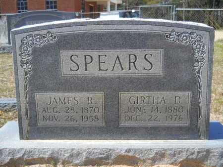 DUDLEY SPEARS, GIRTHA - Union County, Louisiana | GIRTHA DUDLEY SPEARS - Louisiana Gravestone Photos