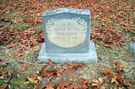 SPIGENER, ANNA RUTH - Union County, Louisiana | ANNA RUTH SPIGENER - Louisiana Gravestone Photos