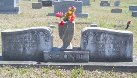 STONE, BERSON M - Union County, Louisiana   BERSON M STONE - Louisiana Gravestone Photos