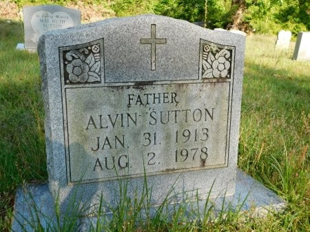 SUTTON, ALVIN - Union County, Louisiana | ALVIN SUTTON - Louisiana Gravestone Photos